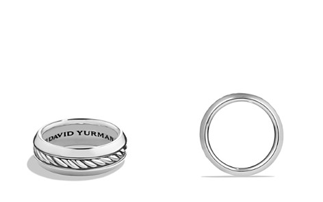David Yurman Cable Classic Band Ring - Bloomingdale's_2