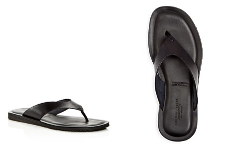The Men's Store at Bloomingdale's Leather Thong Sandals - 100% Exclusive_2