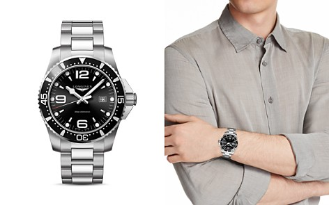 Longines HydroConquest Watch, 44mm - Bloomingdale's_2