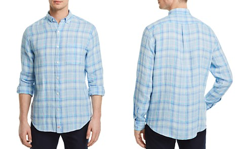 Vineyard Vines Moore's Island Plaid Regular Fit Button-Down Shirt - Bloomingdale's_2