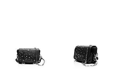 Zadig & Voltaire Ready Made XS Clous Leather Crossbody - Bloomingdale's_2