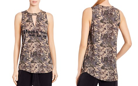 Haute Hippie Tequila Made Me Do It Printed Tank - Bloomingdale's_2