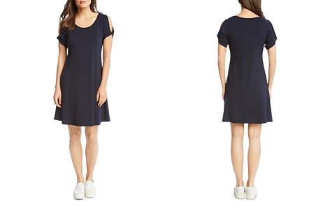 Karen Kane Cold-Shoulder Knit Dress - Bloomingdale's_2
