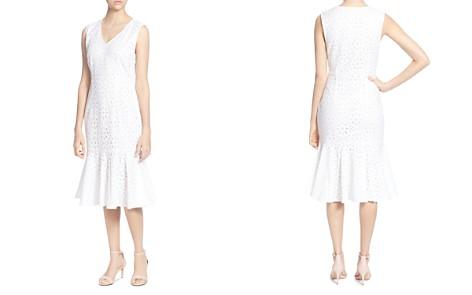 CATHERINE Catherine Malandrino Suz Eyelet Ruffle Dress - Bloomingdale's_2