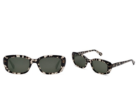 Krewe Women's Milan Rectangle Sunglasses, 50mm - Bloomingdale's_2