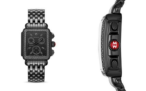MICHELE Deco Diamond Watch, 33mm x 35mm - Bloomingdale's_2