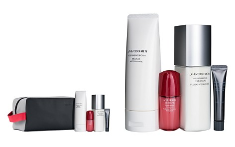 Shiseido Men's Essentials Skin Care Gift Set ($96 value) - Bloomingdale's_2