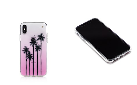 kate spade new york Ombré Palm Tree iPhone X Case - Bloomingdale's_2