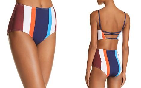 Mei L'ange Aurora High Waist Bikini Bottom - Bloomingdale's_2