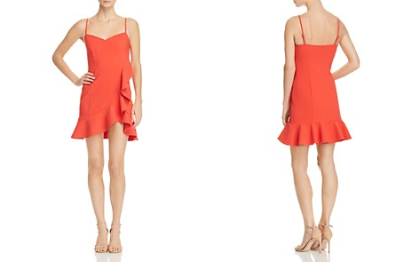 LIKELY Laverna Ruffled Mini Dress - 100% Exclusive - Bloomingdale's_2