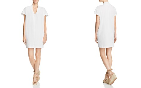Kenneth Cole Cotton Gauze Shift Dress - Bloomingdale's_2