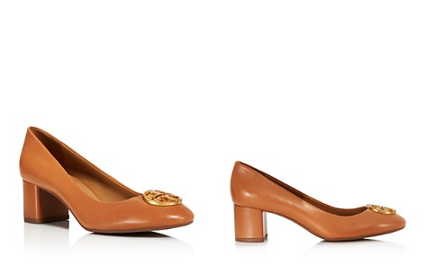 Tory Burch Women's Chelsea Leather Pumps - Bloomingdale's_2
