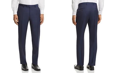 BOSS Leenon Regular Fit Solid Dress Pants - Bloomingdale's_2