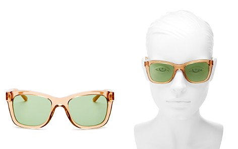 Tory Burch Women's Square Sunglasses, 52mm - Bloomingdale's_2