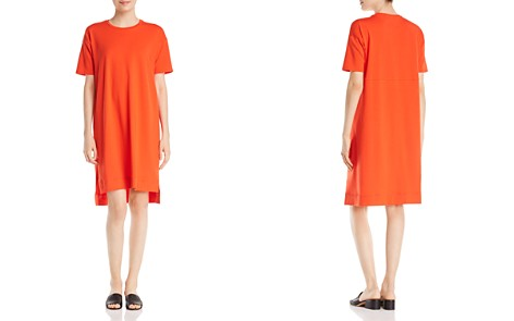 Eileen Fisher Step-Hem Tee Dress - Bloomingdale's_2