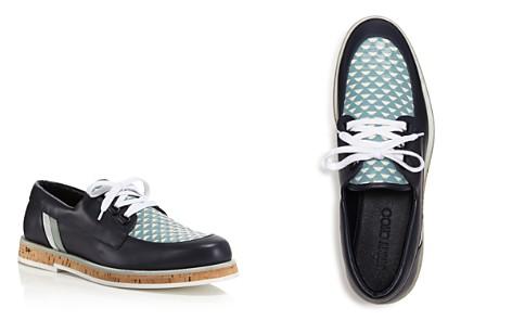 Jimmy Choo Men's Finn Boat Shoe Sneakers - Bloomingdale's_2