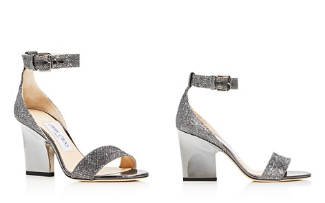 Jimmy Choo Edina 85 Glitter High-Heel Sandals - Bloomingdale's_2