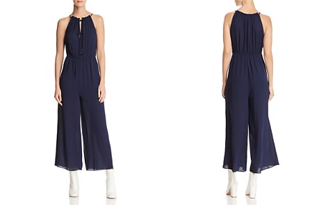 AQUA Keyhole Wide-Leg Jumpsuit - 100% Exclusive - Bloomingdale's_2