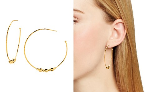 Gorjana Taner Beaded Hoop Earrings - Bloomingdale's_2