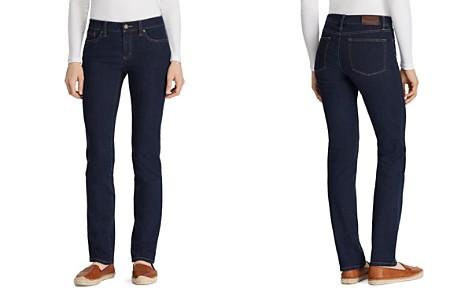 Lauren Ralph Lauren Slim Modern Curvy Jeans in Rinse - Bloomingdale's_2