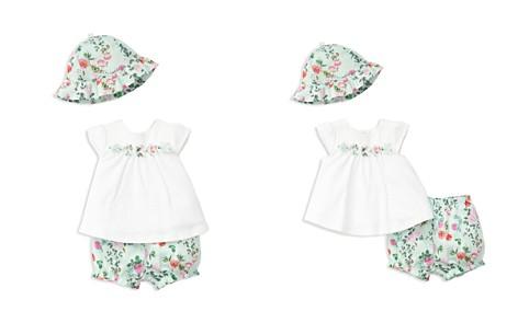 Little Me Girls' Garden Flower Hat, Top & Bloomers Set - Baby - Bloomingdale's_2