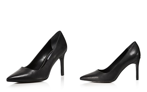 Charles David Women's Denise Leather Pointed Toe High-Heel Pumps - Bloomingdale's_2