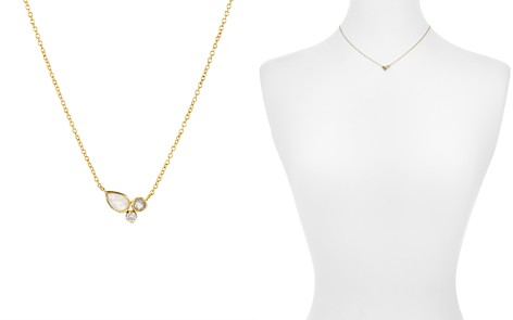 """Argento Vivo Simulated Opal Cluster Pendant Necklace, 16"""" - Bloomingdale's_2"""