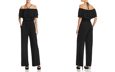 BB DAKOTA Aryes Off-the-Shoulder Jumpsuit - Bloomingdale's_2