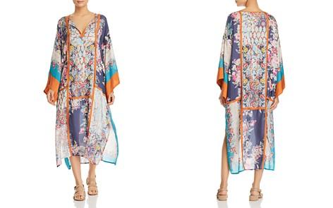 Johnny Was Heiho Lane Silk Caftan Dress - Bloomingdale's_2