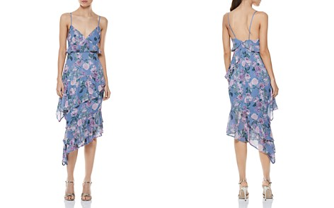 La Maison Talulah Here and Now Ruffled Floral Dress - Bloomingdale's_2