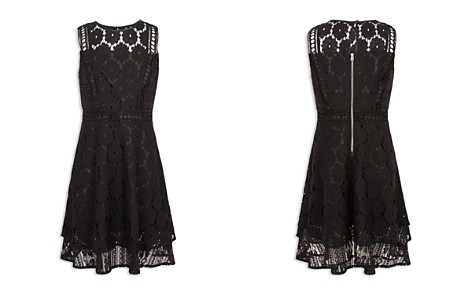 BCBGirls Girls' Mixed Lace Dress - Big Kid - Bloomingdale's_2