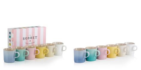 Le Creuset Sorbet Mugs, Set of 6 - Bloomingdale's_2