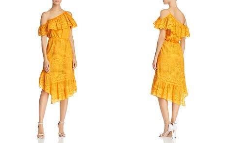 Joie Corynn One-Shoulder Lace Dress - Bloomingdale's_2