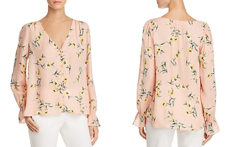 Joie Bolona Floral Silk Top - Bloomingdale's_2