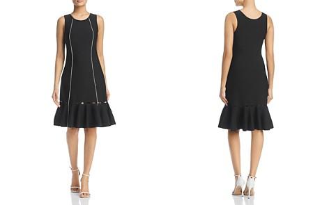 NIC+ZOE Cutout Ruffle-Hem Dress - Bloomingdale's_2