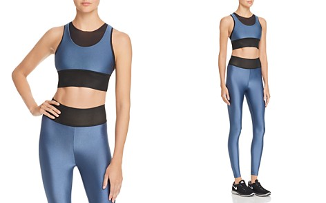 KORAL Utopia Sprint Racerback Sports Bra - Bloomingdale's_2