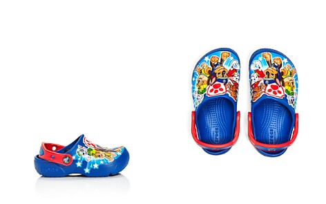 Crocs x Nickelodeon Boys' PAW Patrol© Fun Lab Clogs - Walker, Toddler, Little Kid - Bloomingdale's_2