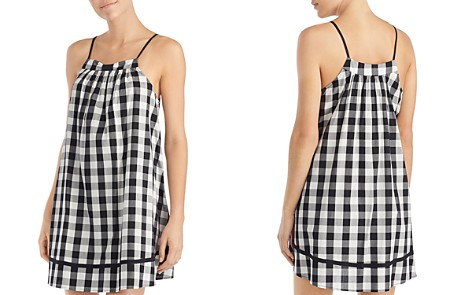 kate spade new york Check Chemise - Bloomingdale's_2