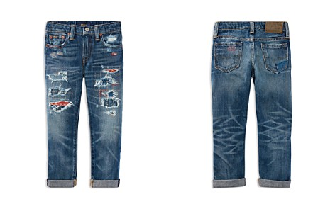 Polo Ralph Lauren Boys' Sullivan Slim Denim Jeans - Little Kid - Bloomingdale's_2