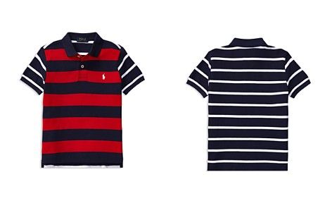 Polo Ralph Lauren Boys' Mesh Pieced Polo - Little Kid - Bloomingdale's_2