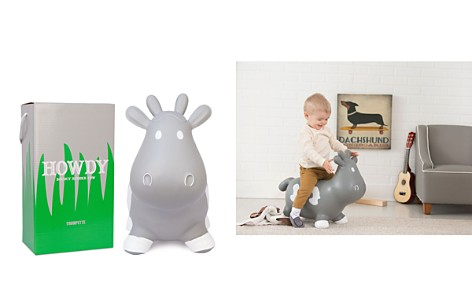 Trumpette Howdy Bouncy Rubber Cow - Ages 3+ - Bloomingdale's_2