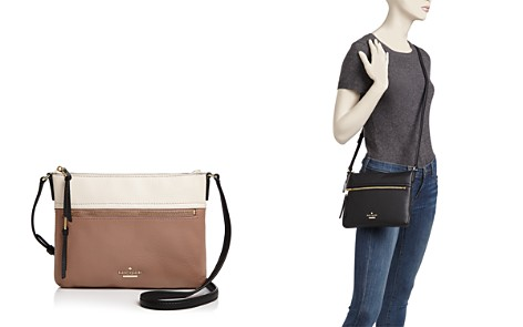 kate spade new york Jackson Street Gabriele Leather Crossbody - Bloomingdale's_2