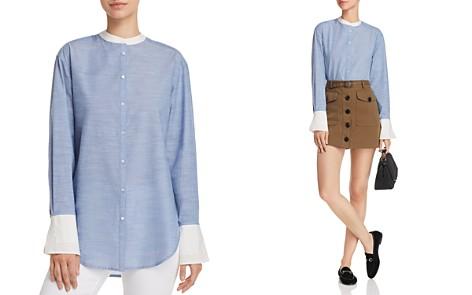 Joie Betra Color-Block Shirt - Bloomingdale's_2