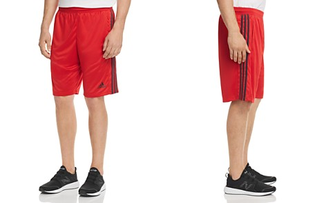 adidas Originals D2M Three Stripe Shorts - Bloomingdale's_2