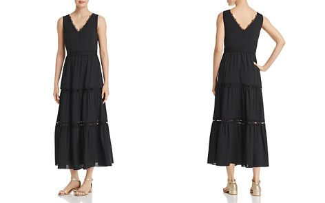 Le Gali Victoria Lace-Trimmed Tiered Maxi Dress - 100% Exclusive - Bloomingdale's_2