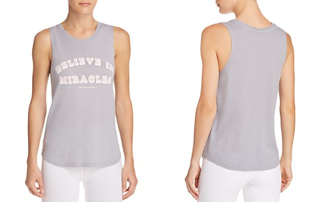 Spiritual Gangster Believe In Miracles Tank - Bloomingdale's_2