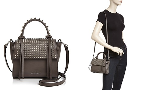 ELENA GHISELLINI Angel Extra Small Punky Leather Satchel - Bloomingdale's_2
