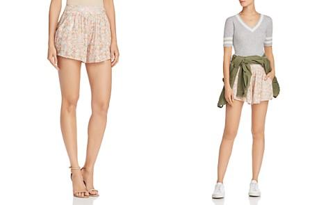 AQUA Grove Floral Print Shorts - 100% Exclusive - Bloomingdale's_2