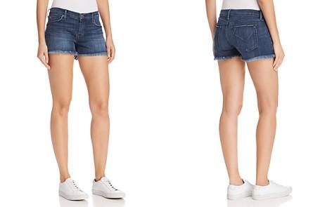 Hudson Amber Denim Shorts in Blue Crest - Bloomingdale's_2