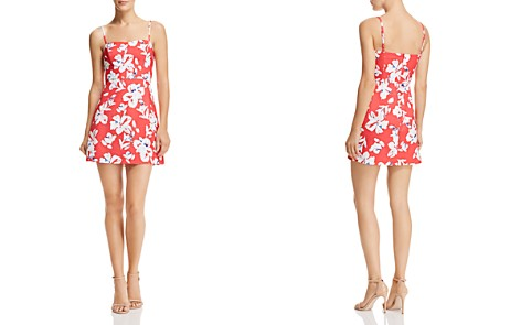 FRENCH CONNECTION Verona Floral-Print A-line Mini Dress - Bloomingdale's_2